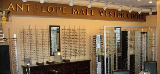 Antelope Mall Vision Center Optometry sitemap