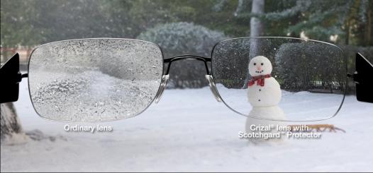 Crizal Anti-Reflective Lenses : Antelope Mall Vision